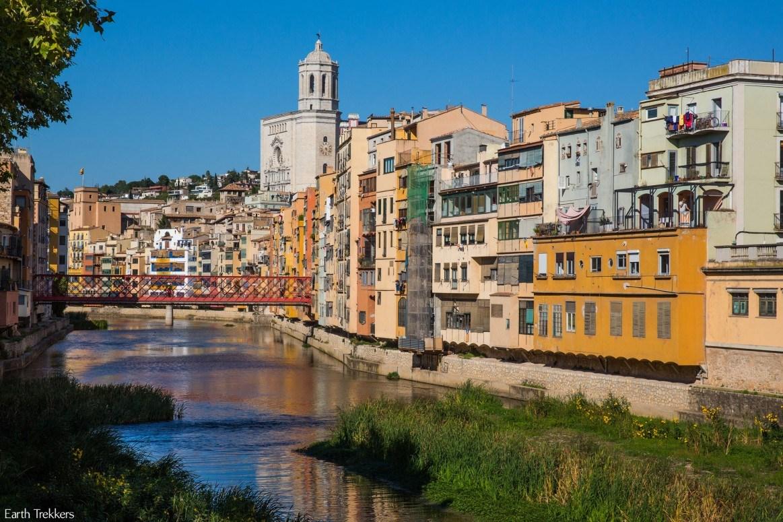 Girona Spanien