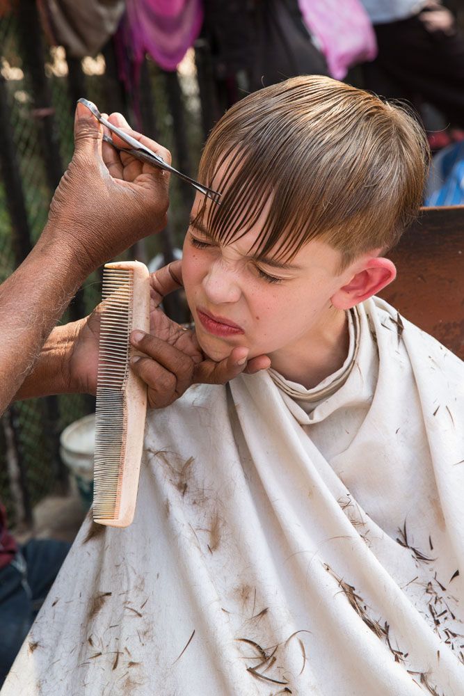 Haircut in Delhi