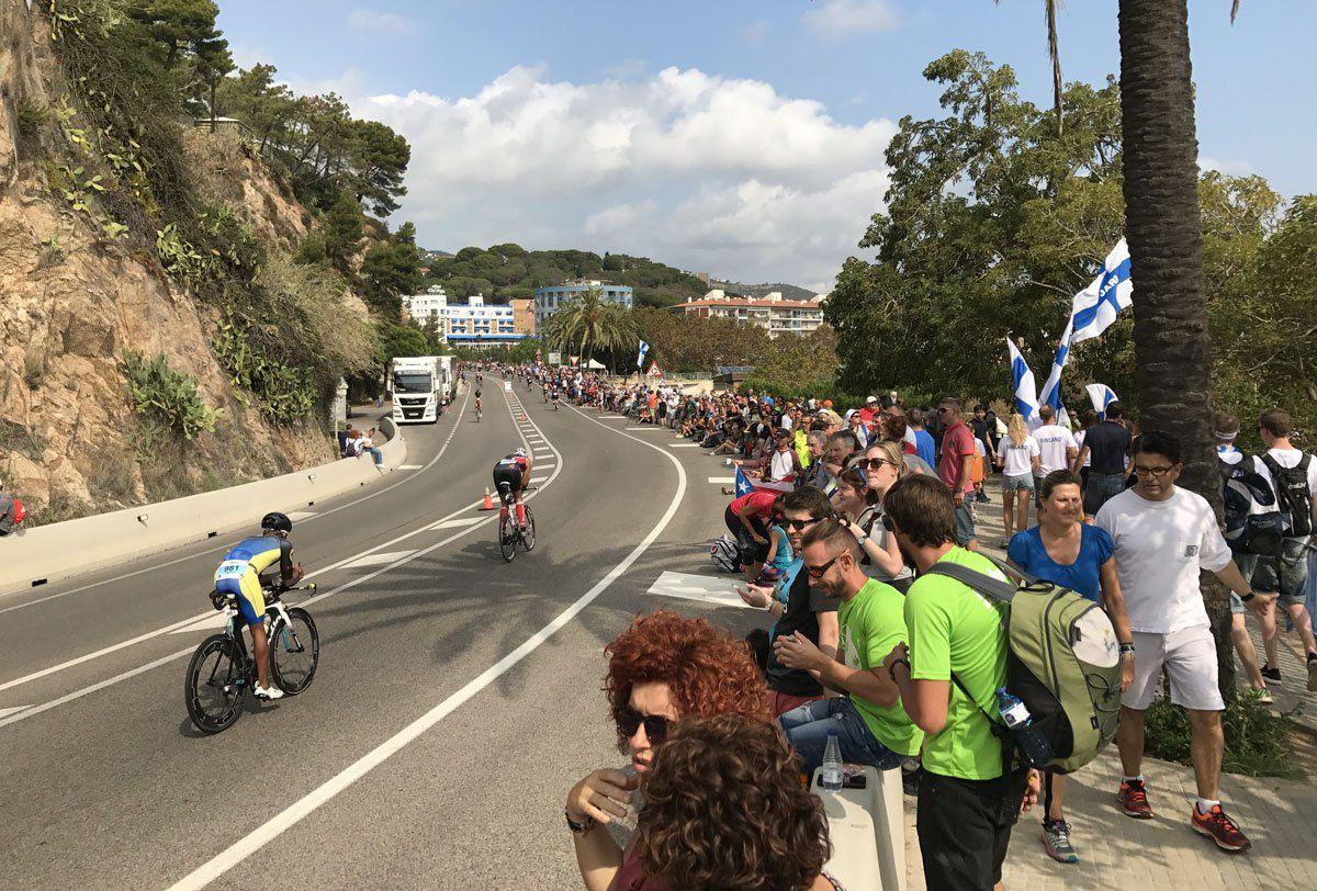 Ironman Barcelona Bike Course