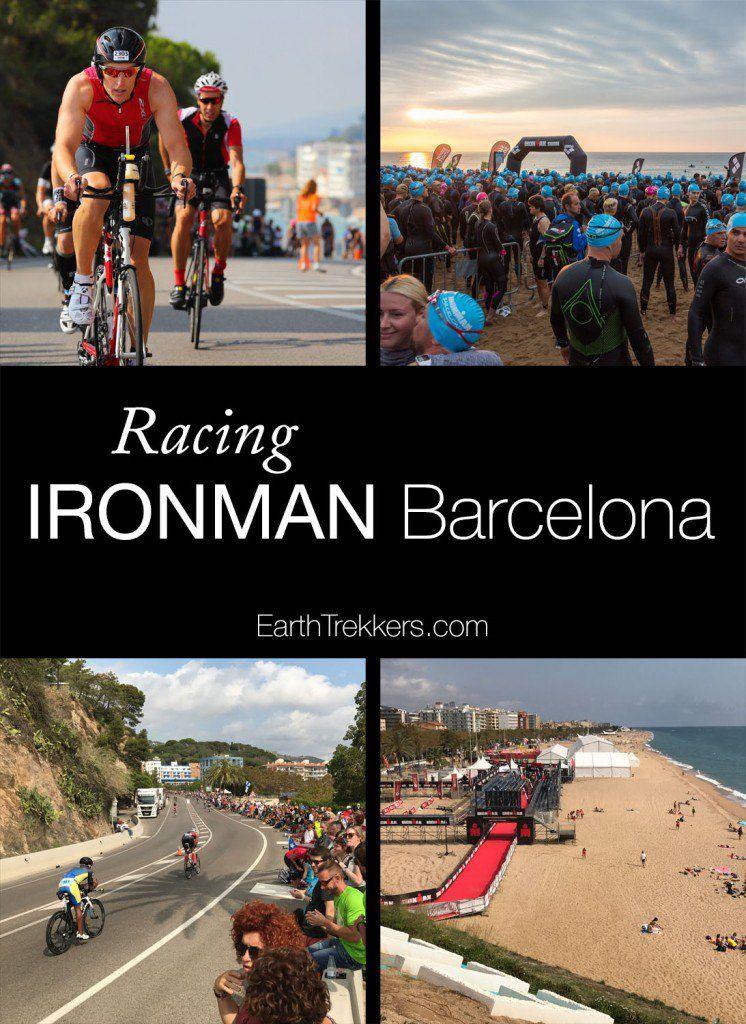 Ironman Barcelona Calella Spain