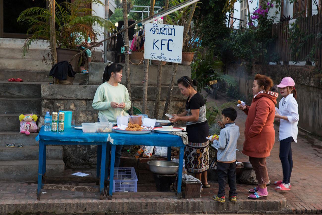 KFC Laos