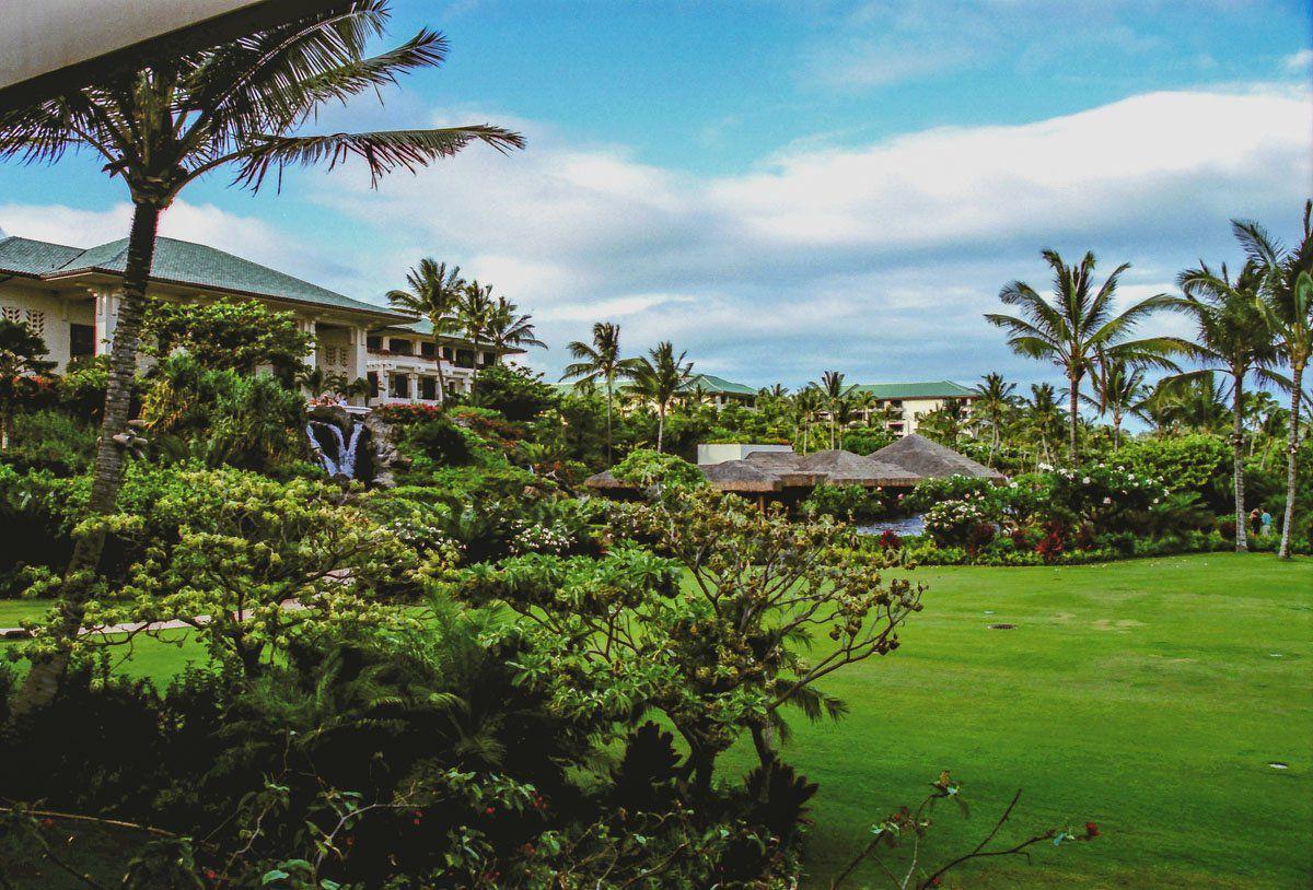 Kauai Hyatt