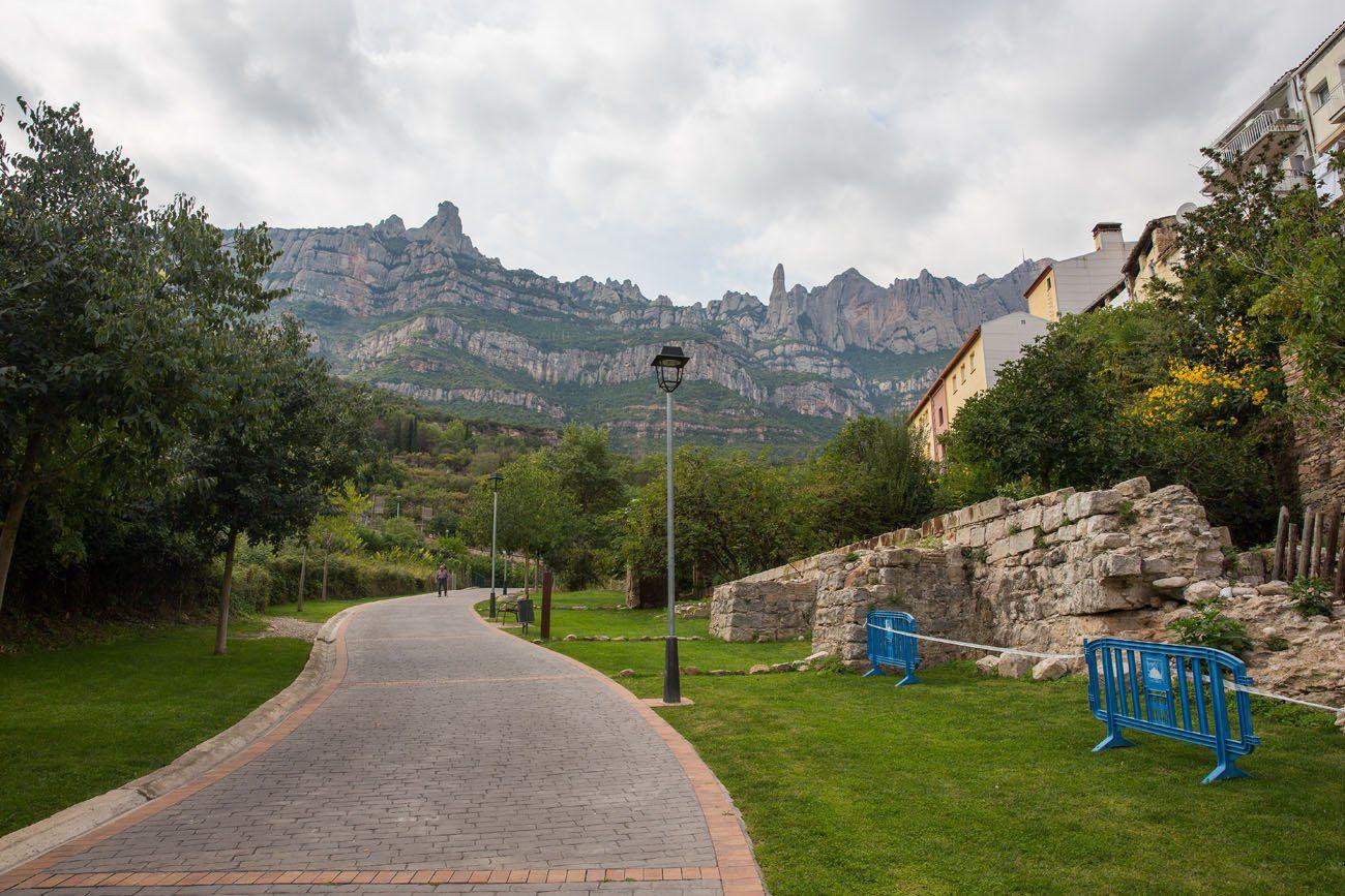 Monistrol Spain