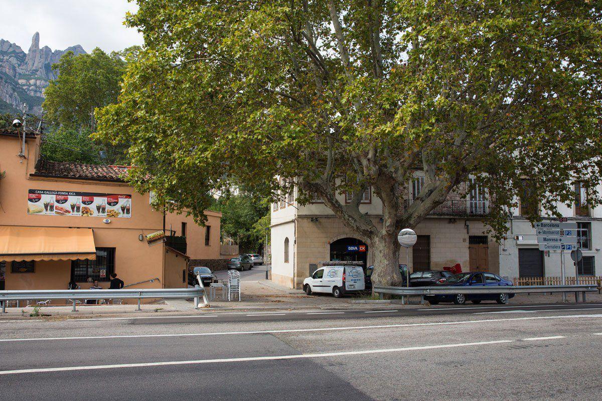 Monistrol Street