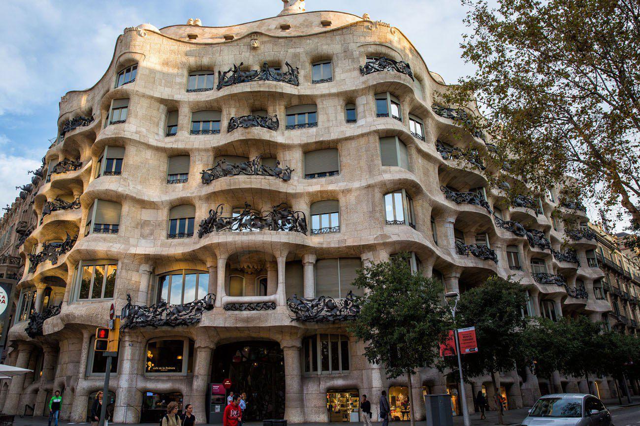 Pedrera Barcelona