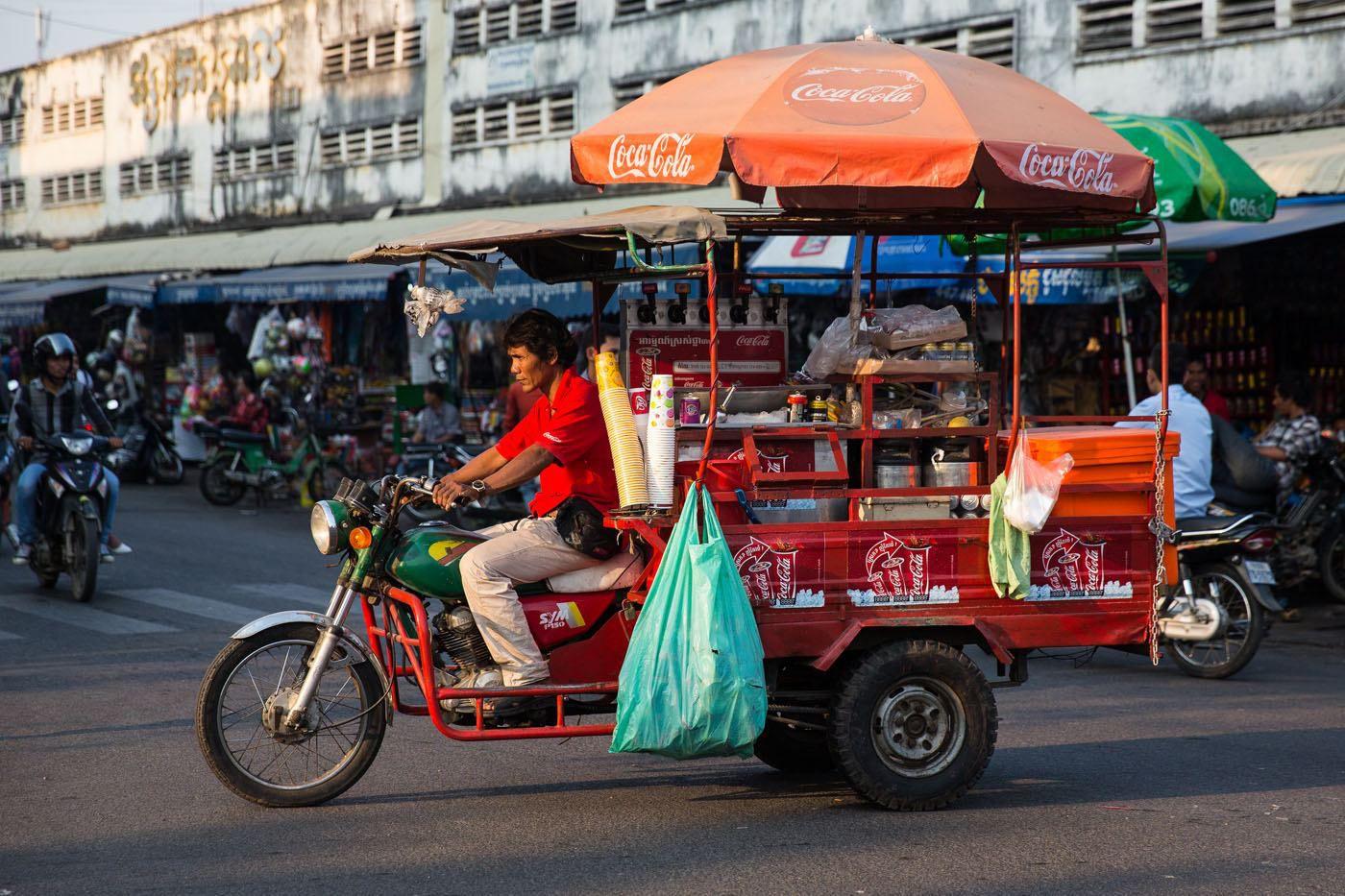 Phnom Penh coca cola