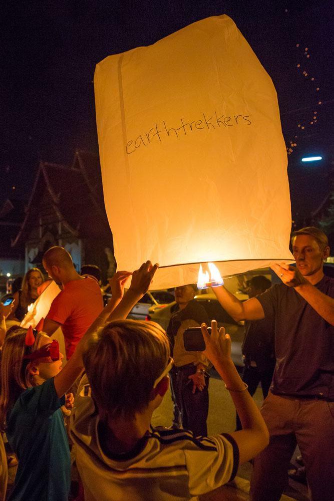 Thai lantern