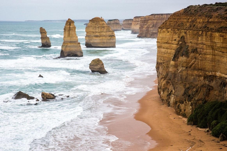 Twelve Apostles Great Ocean Road Australia