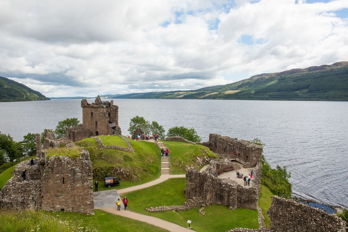 Loch Ness and Urquhart Castle   Are They Worth Visiting