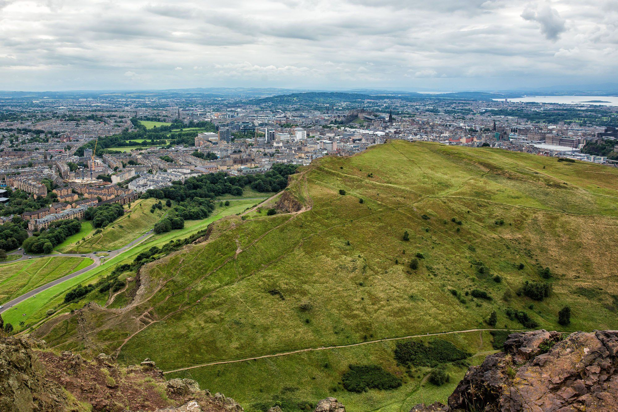 Where to get the best views of Edinburgh
