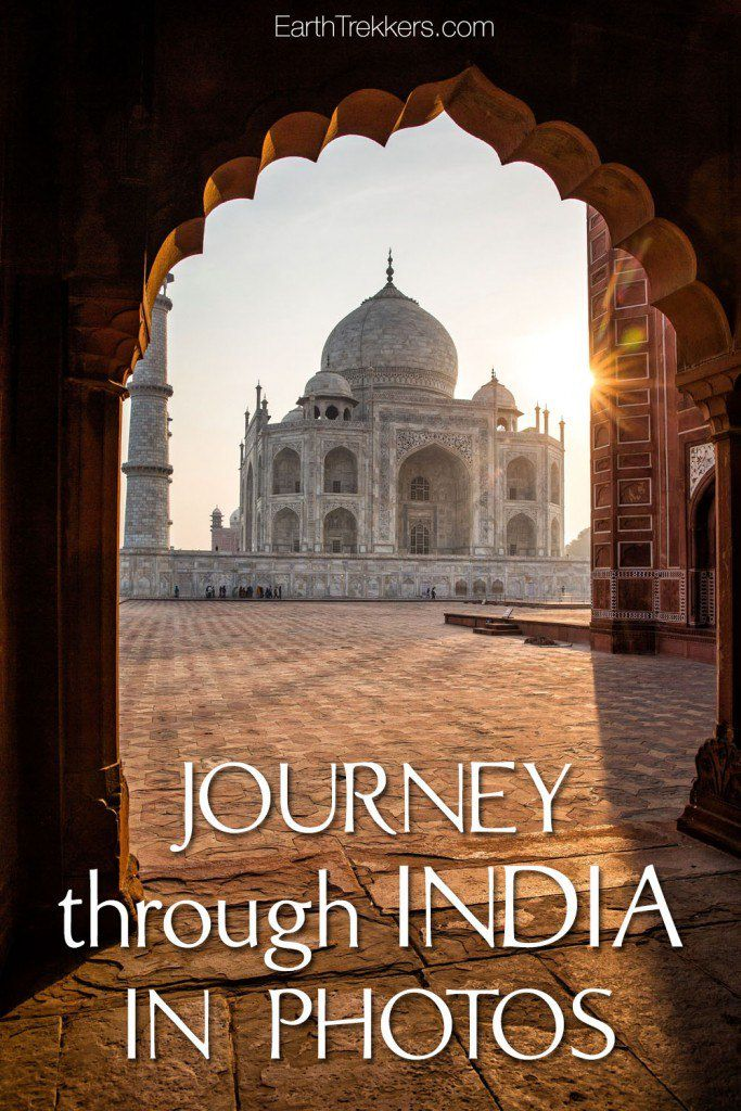 A journey through India in Photos