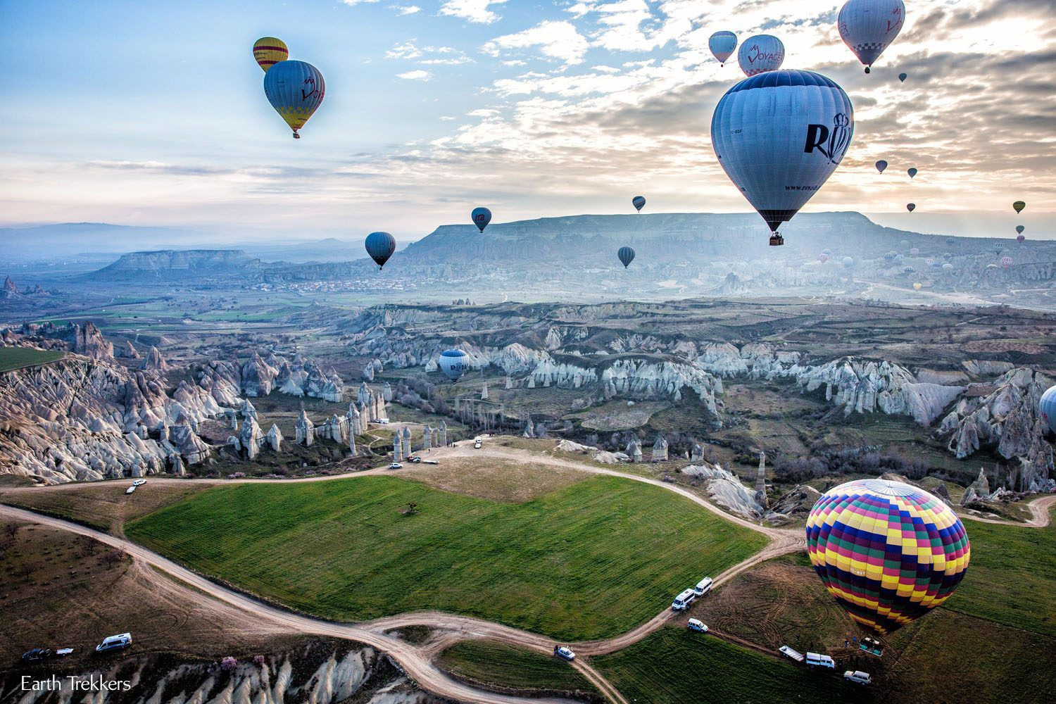 Best things to do Cappadocia Hot Air Balloon