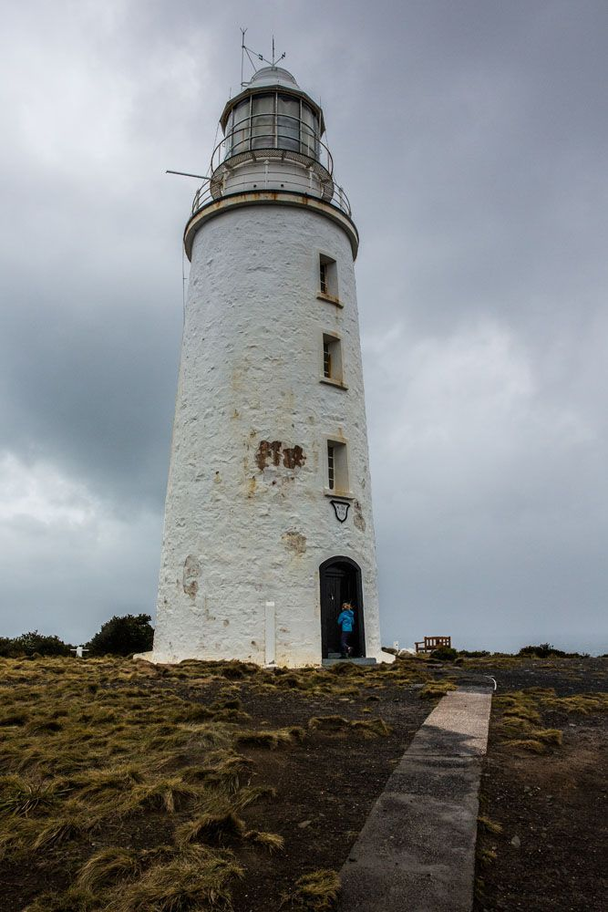 Bruny lighthouse
