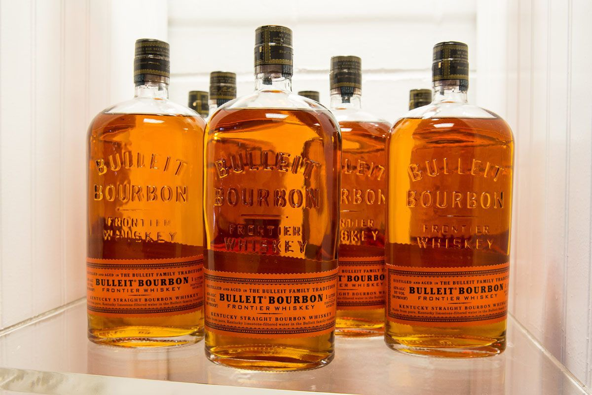 Bulleit Frontier Whiskey