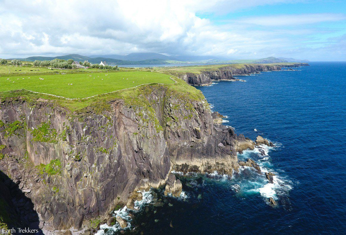 Dingle coast