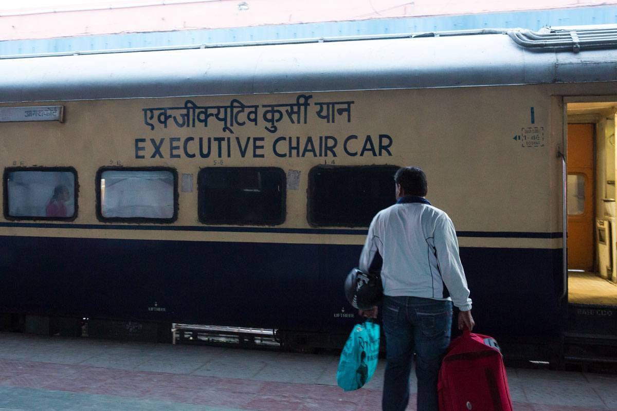 Executive Chair Car