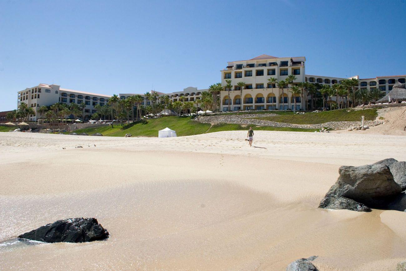 Hilton Beach Cabo