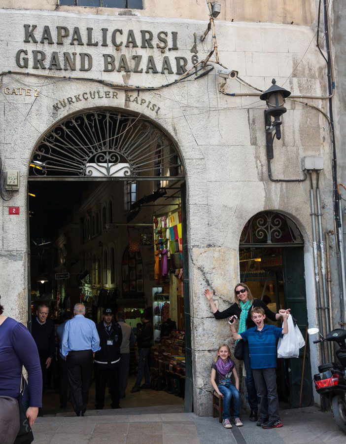 Julie Tyler Kara Grand Bazaar