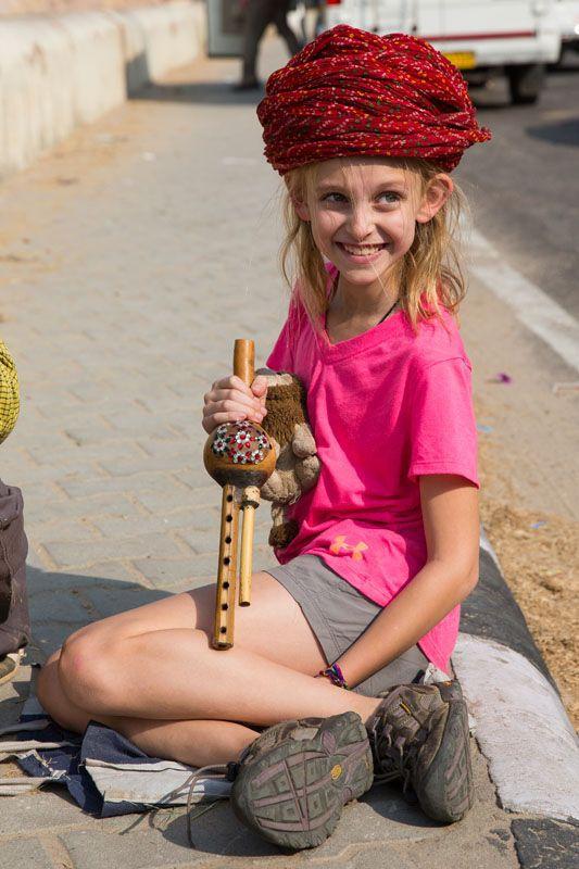 Kara Rivenbark snake charmer