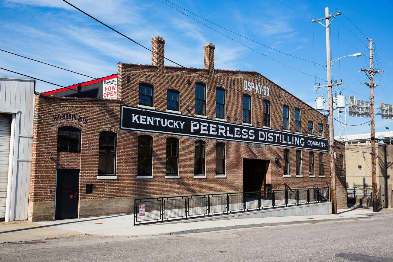 Kentucky Peerless Distilling