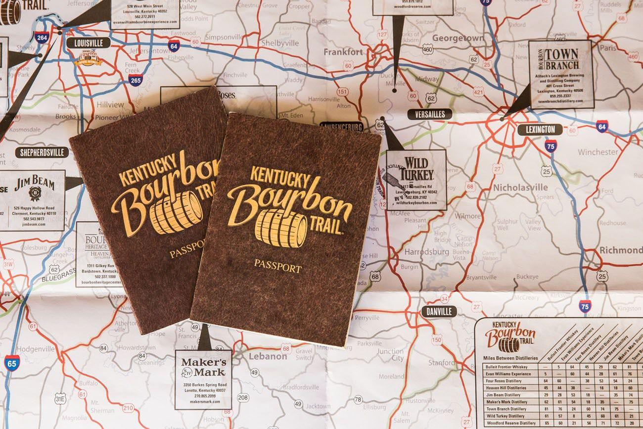 Kentucky Bourbon Trail Pport