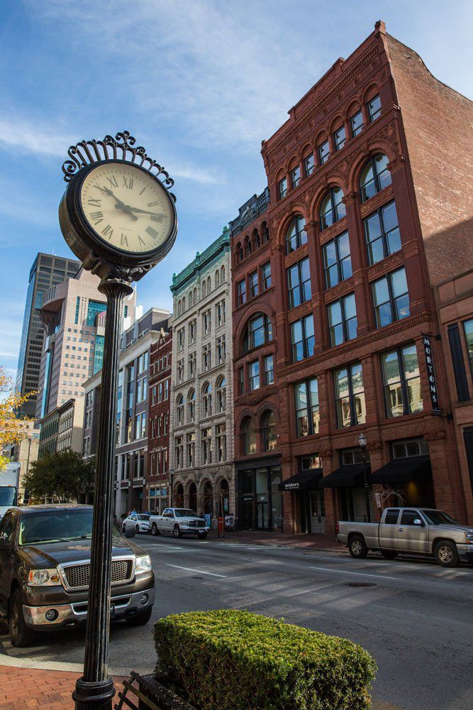Louisville Street