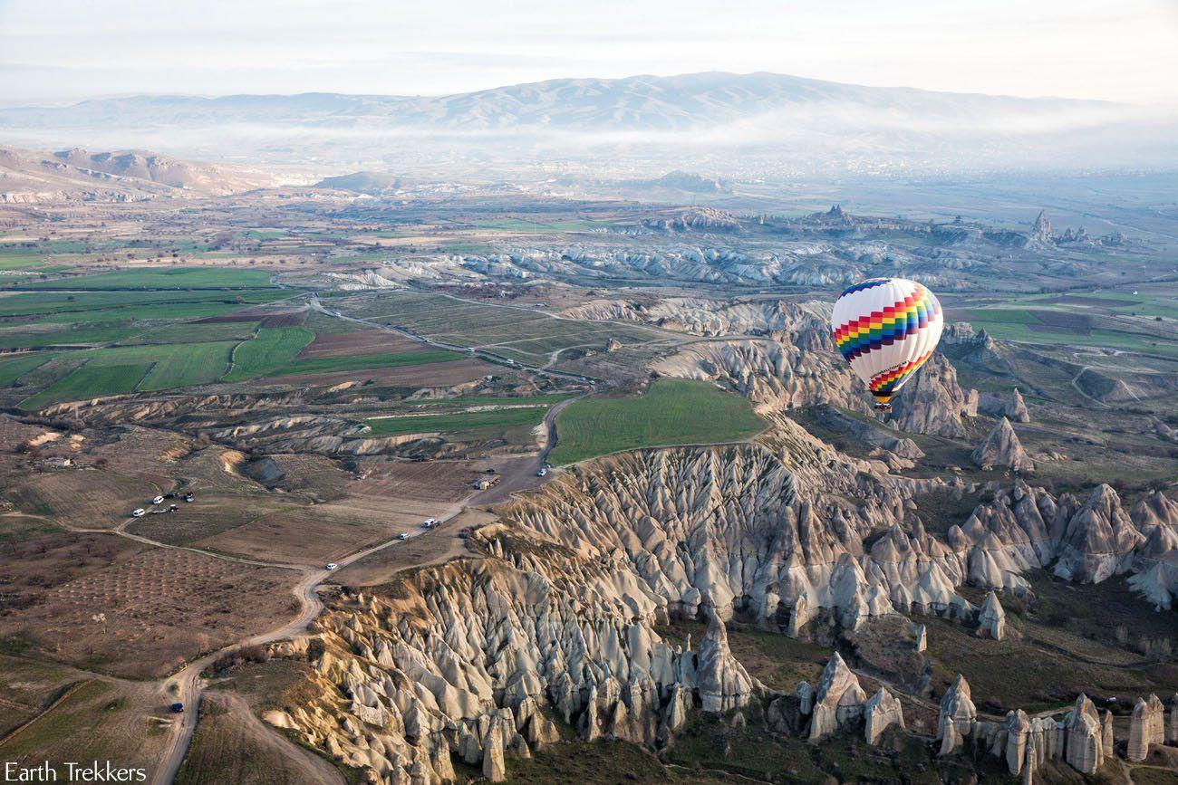 Love Valley Cappadocia