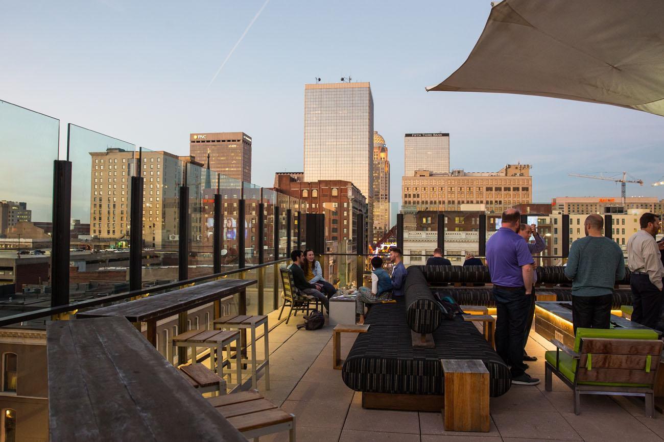 Rooftop Bar Louisville
