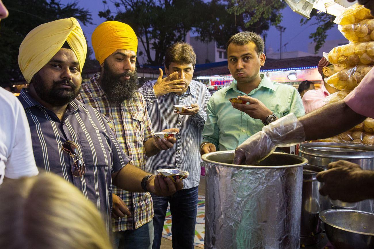 Street food Mumbai