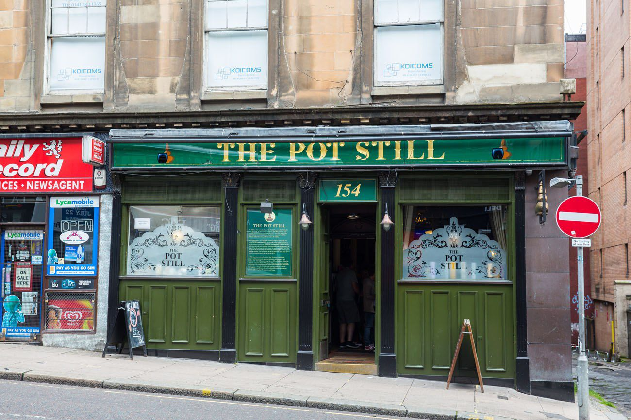 The Pot Still Glasgow