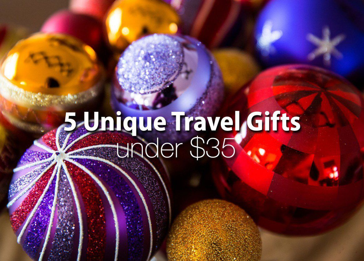 Unique Travel Gifts