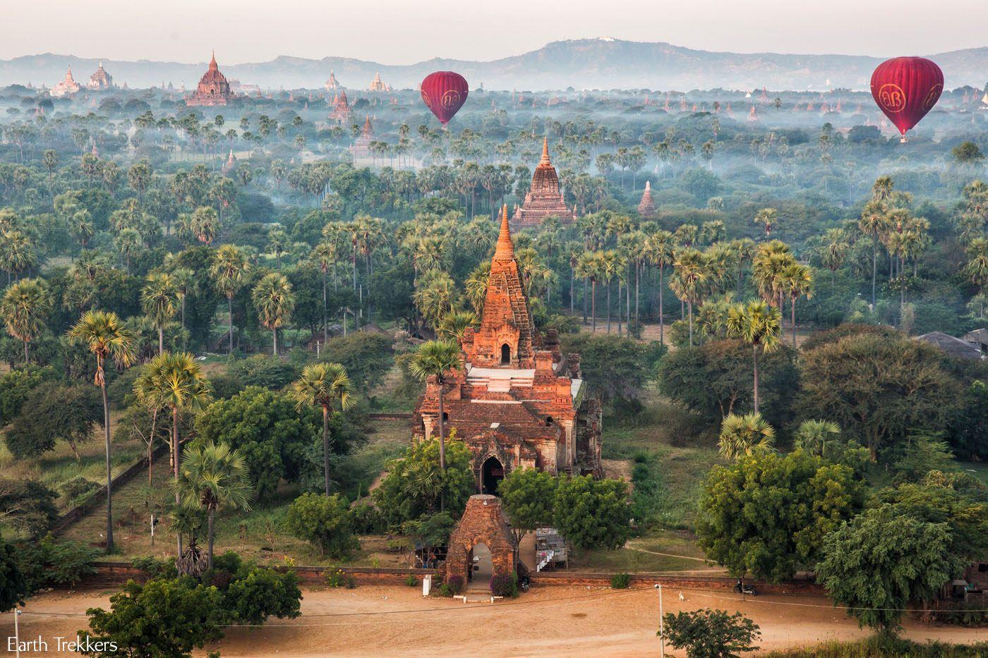 Bagan Balloons