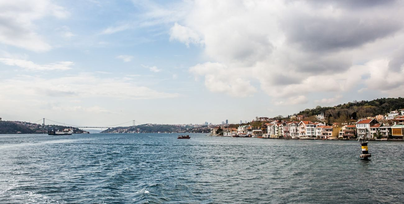Bosphorus River Cruise