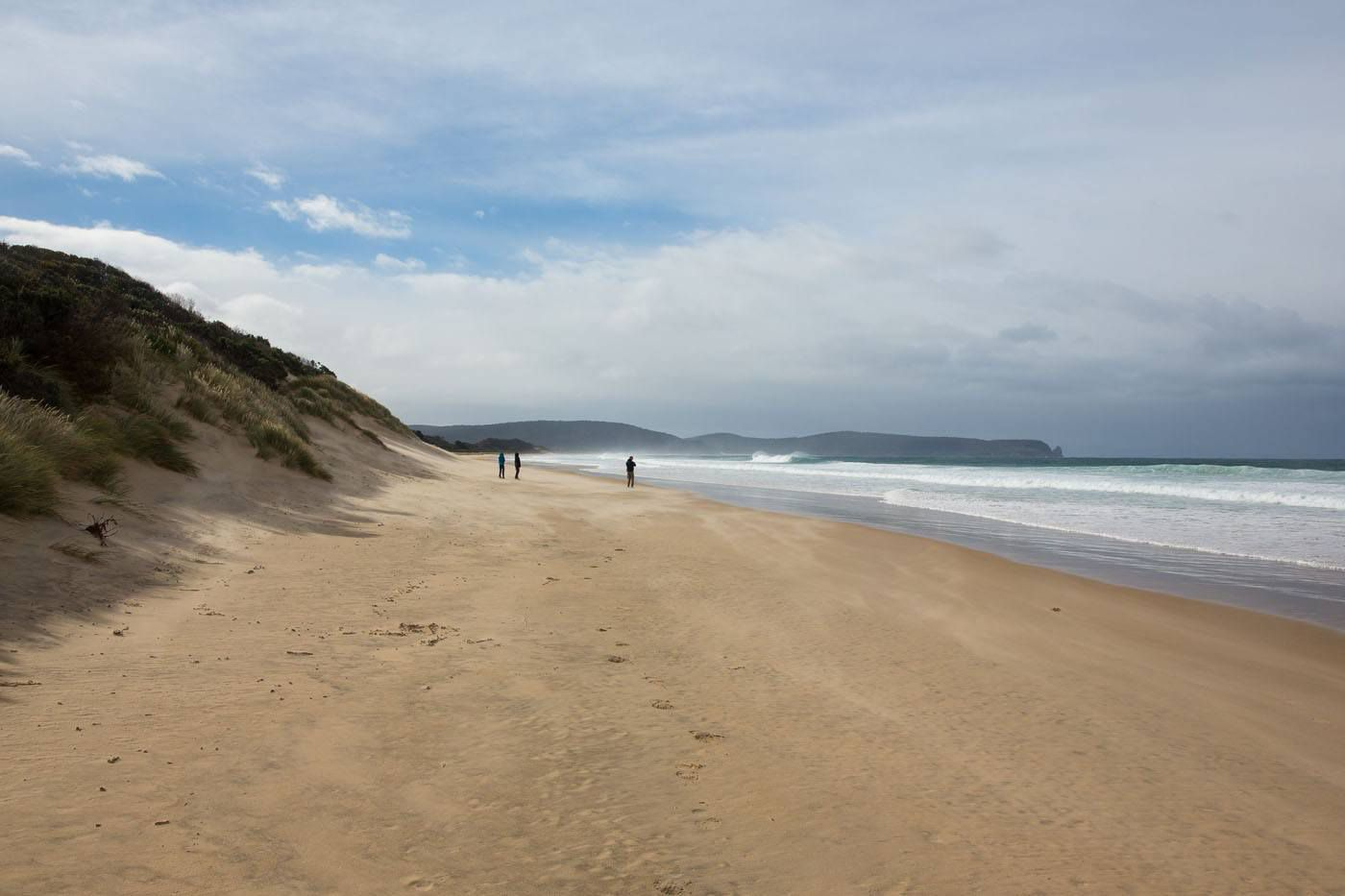 Bruny Beach