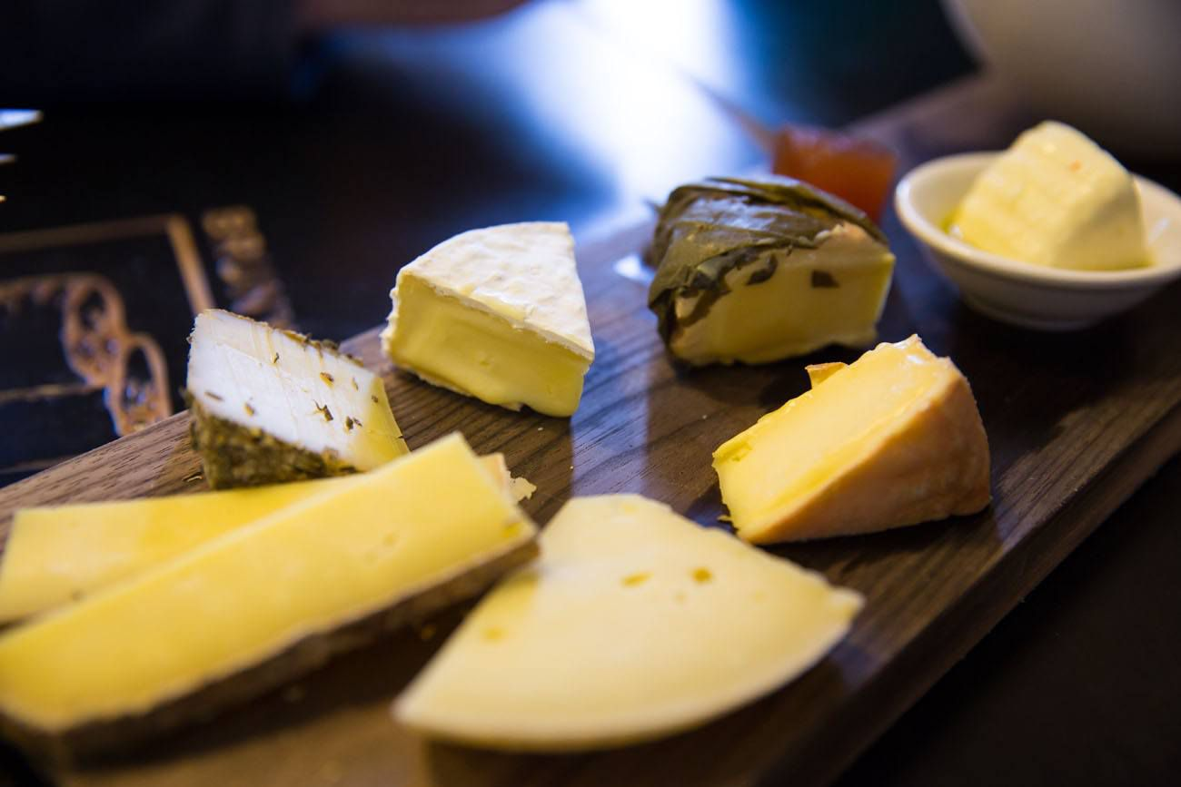 Bruny Island cheese