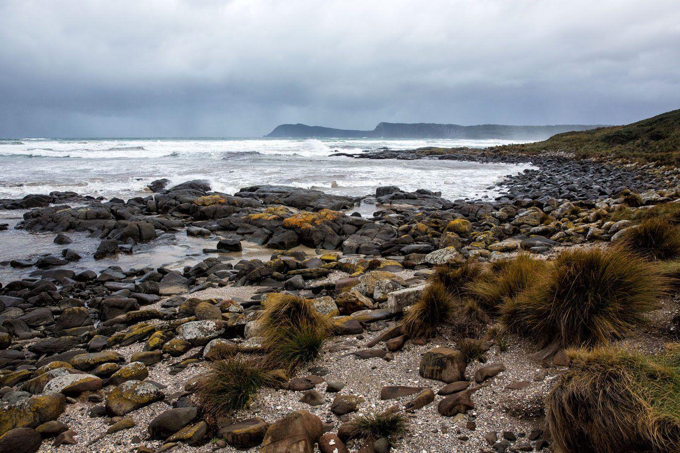 Cloudy Bay Tasmania