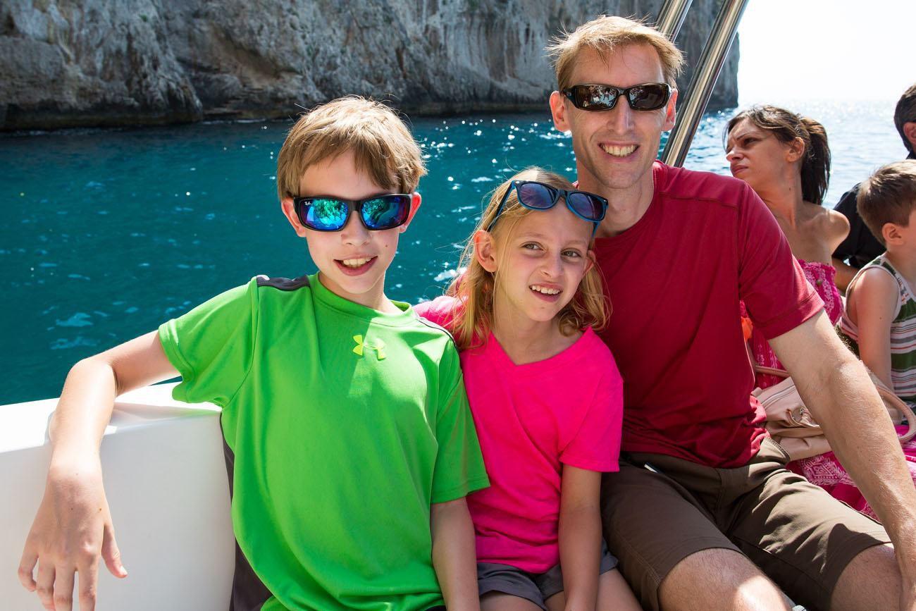 Earth Trekkers Capri