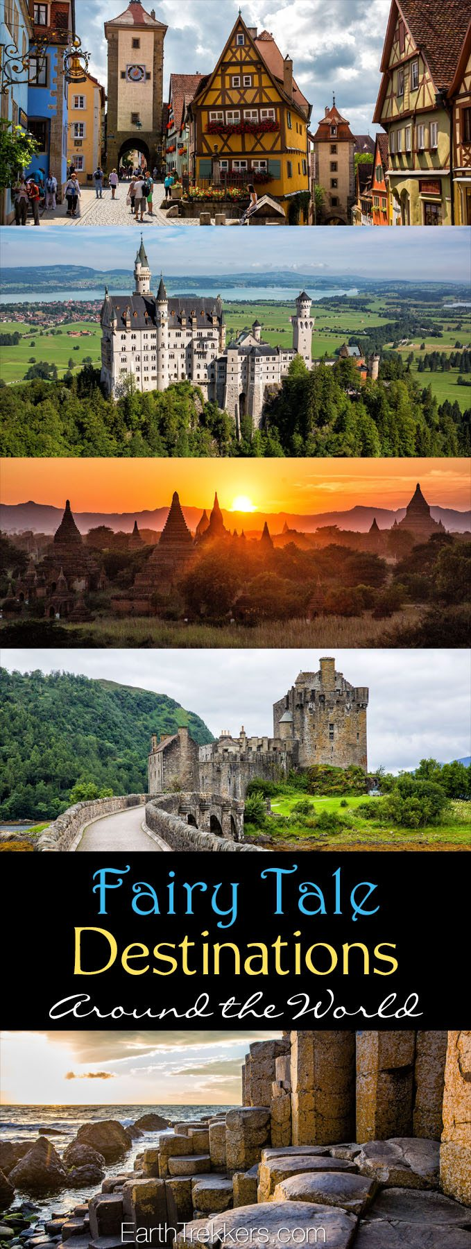 Fairytale Destinations: 10 Magical Places to Visit in Your ...