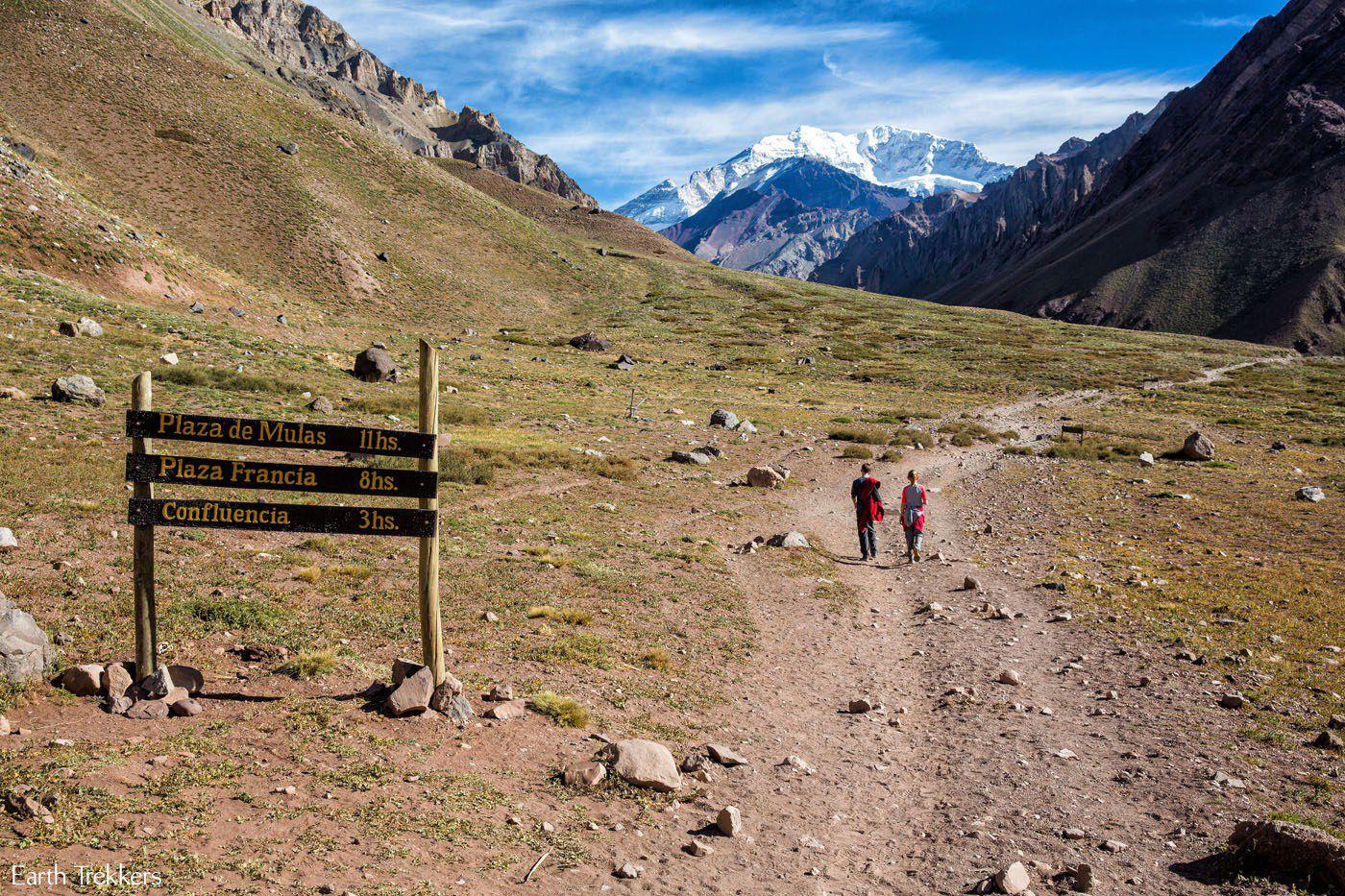 Hiking Argentina