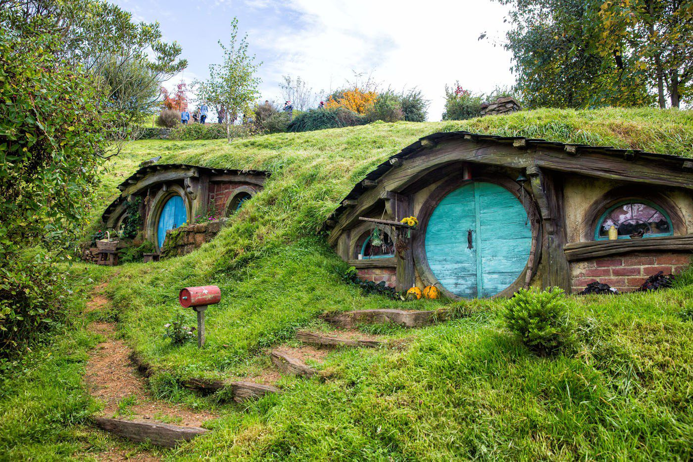 Hobbiton Fairytale Destinations