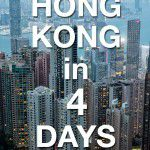 Hong Kong in 4 days