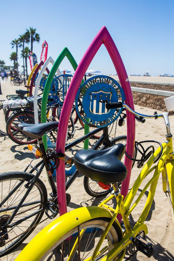 Huntington Beach Bikes