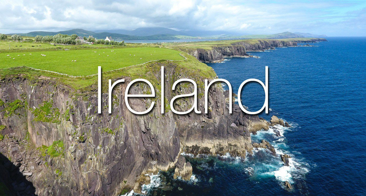 Ireland Destination Photo