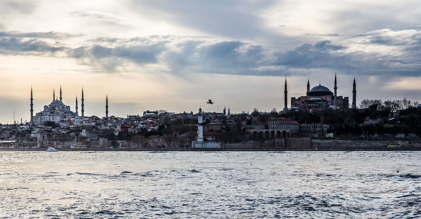 Istanbul Commuter Ferry