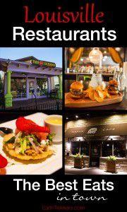Louisville restaurants best places to eat