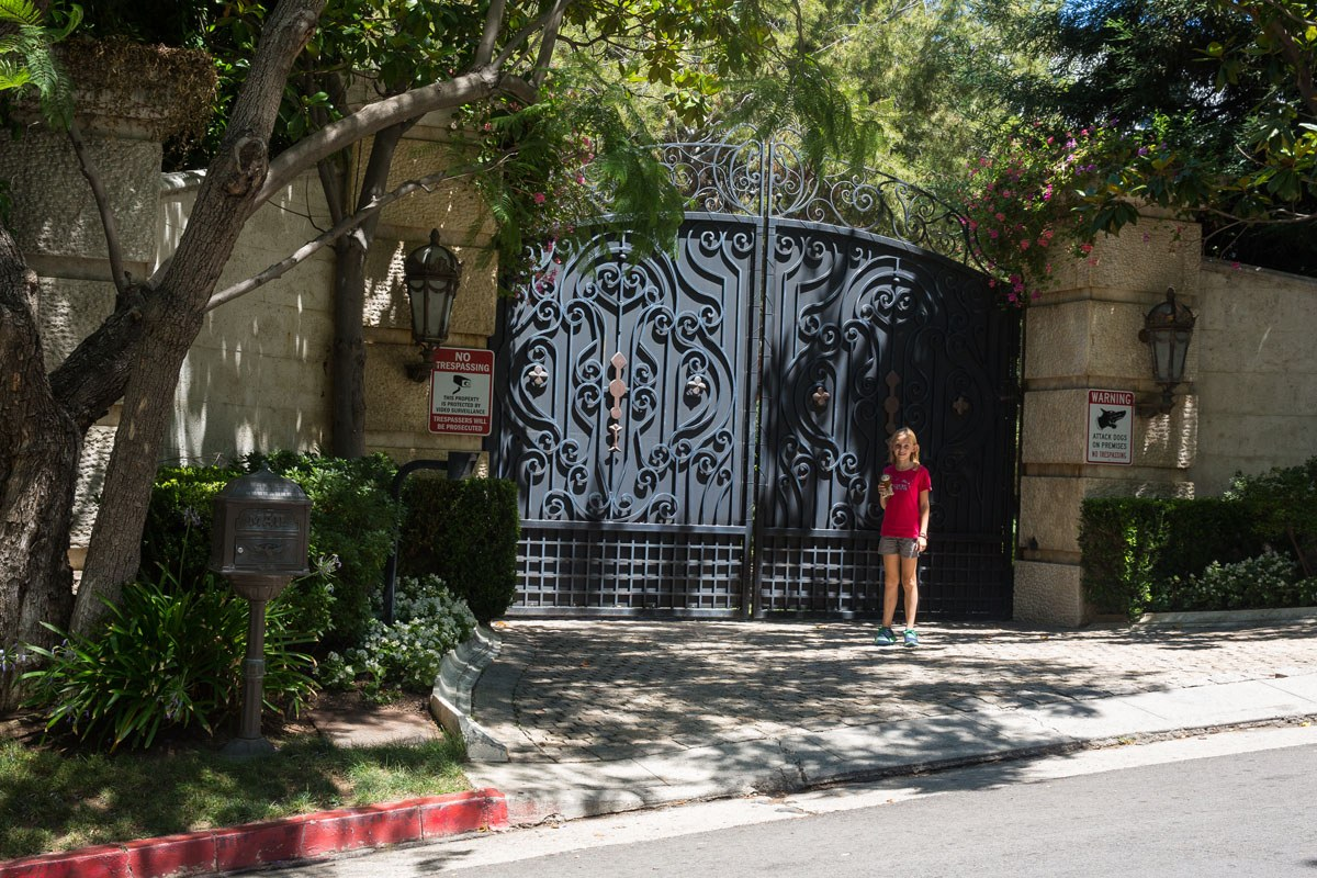 Michael Jacksons House