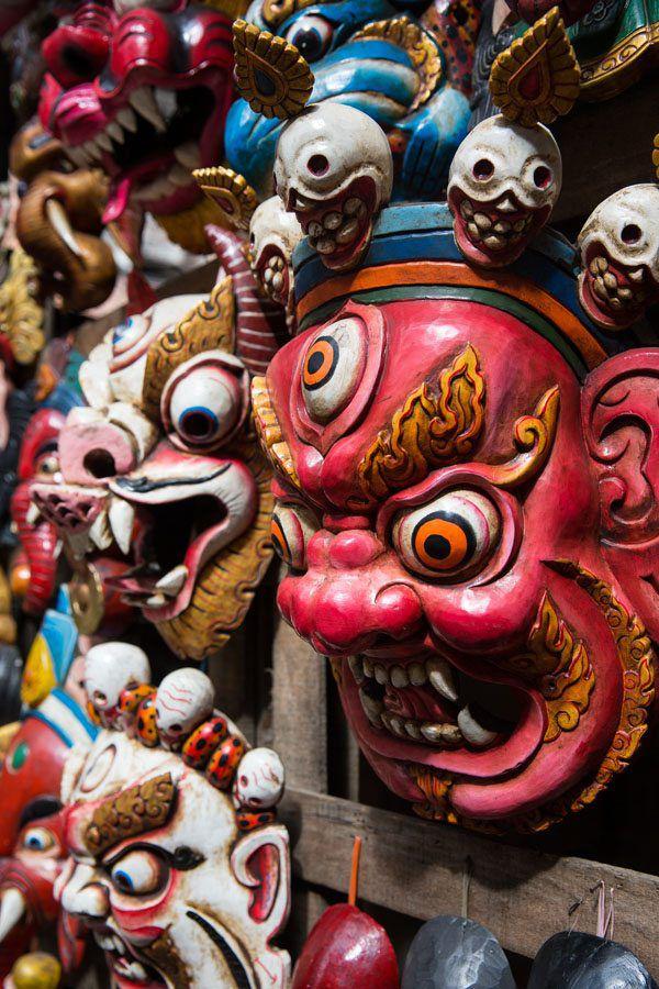 Nepal Mask