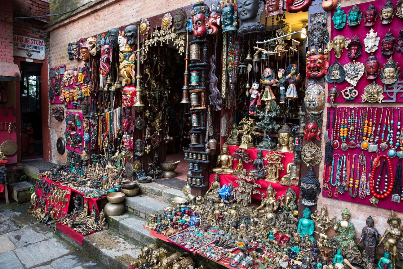 Nepal Souvenirs