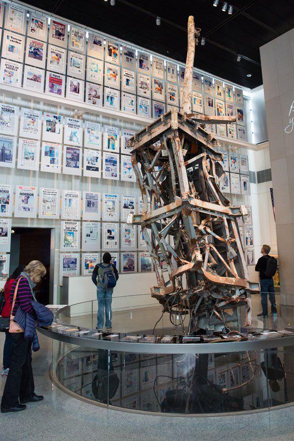Newseum Exhibit