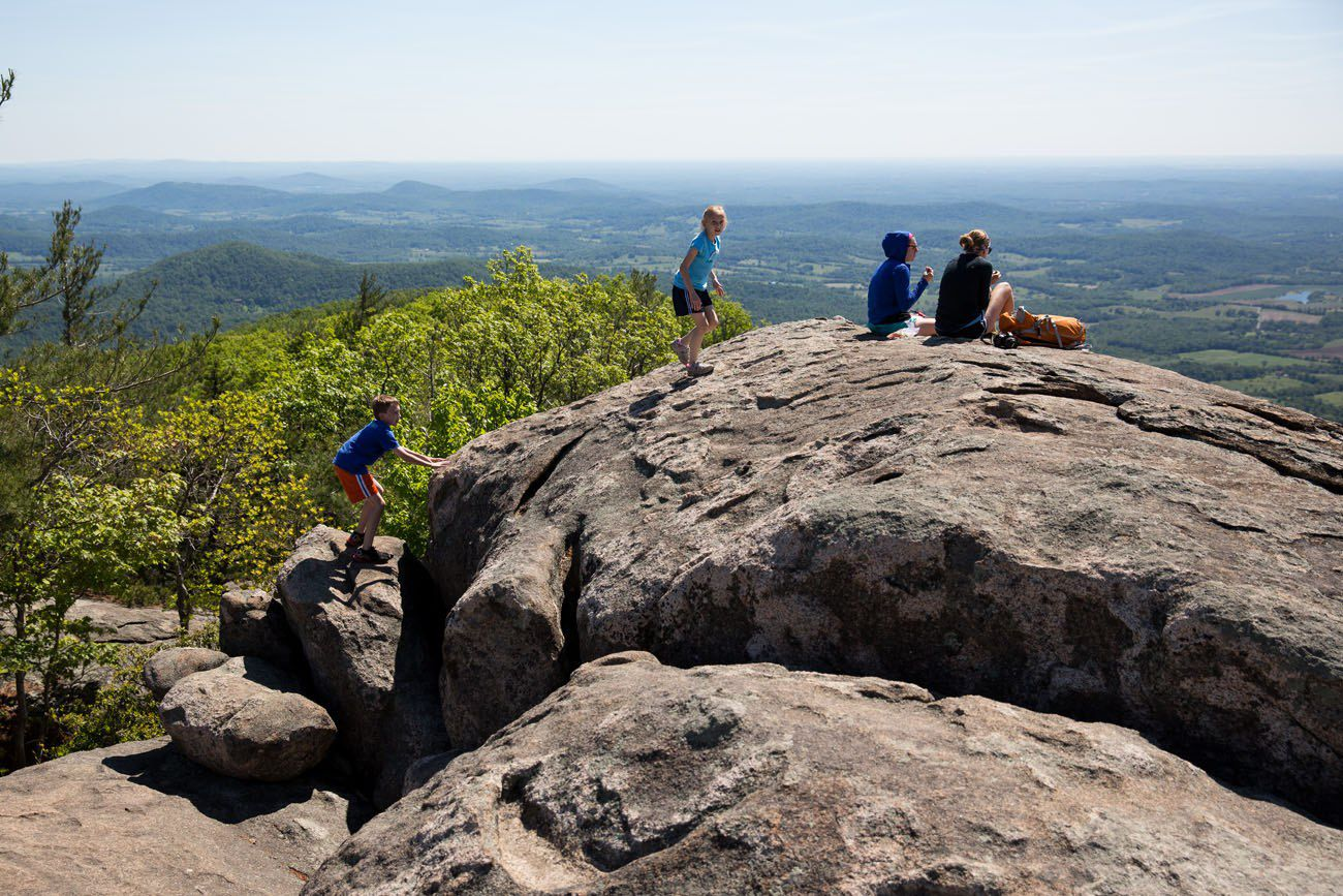 Old Rag May